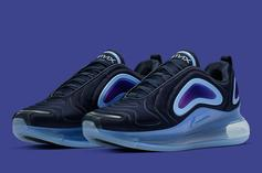 """Nike Air Max 720 """"Obsidian"""" To Release On May 17th: Official Images"""
