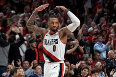 Damian Lillard Sends Message To Hecklers With His Adidas Dame 5 PE