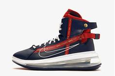 """Nike Air Max 720 Saturn """"Navy & Red"""" Coming Soon: Details"""