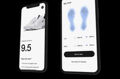 """Nike Debuts """"Nike Fit"""" To Help Find Your Perfect Shoe Size For Each Sneaker"""