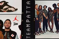 Patta x Air Jordan 7 Sneaker & Apparel Collection Release Details