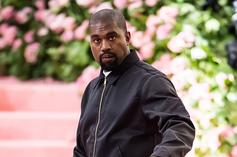 Kanye West Rolls Out New Mother's Day Sunday Service Merch