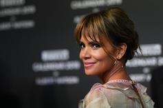 """Halle Berry Flaunts Her Shaved Head At """"John Wick 3: Parabellum"""" Premiere"""