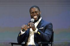 Kevin Hart Explains Story Behind Viral Photo Of Wedding Fall