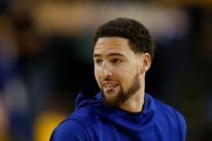 Klay Thompson's Mom Still Buys Most Of His Clothes For Him