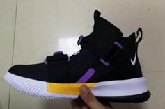 Nike LeBron Soldier 13 Surfaces In Lakers Colorway: First Look