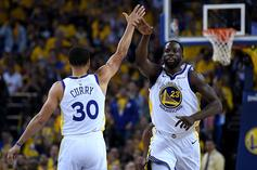 "Draymond Green Downplays Post-Game ""Scuffle"" With Drake"