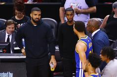 Drake Taunts Kevin Durant With Home Alone-Themed Gear