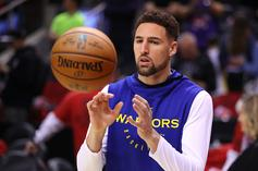 """Warriors Klay Thompson Set For MRI: """"I Don't See Myself Missing Game 3"""""""