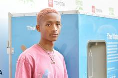 Jaden Smith Is Donating A Second Mobile Water Filtration Box To Flint