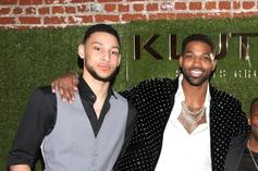 Ben Simmons & Tristan Thompson Spotted Lamborghini Shopping In Beverly Hills