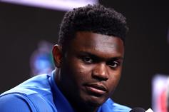 Zion Williamson Suing Florida Marketing Firm: Report