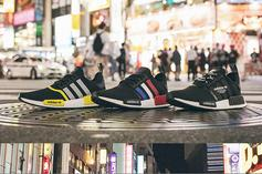 Foot Locker Launches Exclusive Adidas NMD R1 Tokyo Collection In U.S.