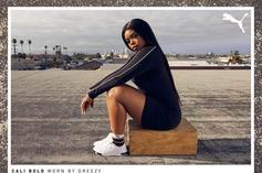 """Dreezy Signs With PUMA, Stars In New """"Cali Bold"""" Campaign"""