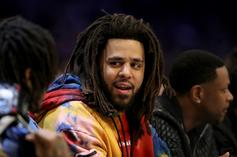 """J. Cole Announces Release Date For """"Revenge Of The Dreamers 3"""""""
