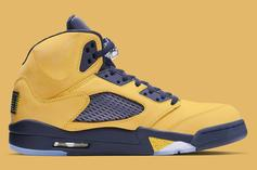 "Air Jordan 5 ""Inspire"" Drops This Weekend: Official Photos"