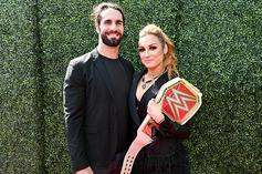 WWE Champions Seth Rollins & Becky Lynch Announce Engagement