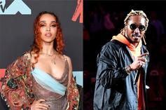 "Future Will Be Featured on FKA Twig's Upcoming Album, ""Magdalene"""