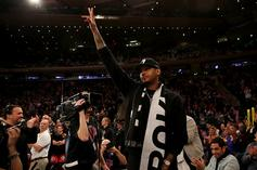"""Carmelo Anthony's Reps """"Aggressively"""" Fighting Negative Perceptions: Report"""