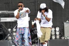 Is Kendrick Lamar's TDE Collective Prepping A Collaborative Project?