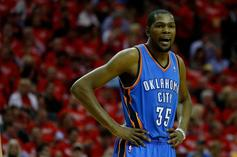 """Kevin Durant Bashes OKC: """"I Don't Trust Nobody There"""""""