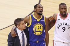 Kevin Durant Claps Back At Fans On Twitter Over Recent Interview Criticism