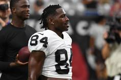 Antonio Brown Rape Allegations Lead To Statement From The Patriots