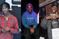 """Ameer Vann, Polo G & More Conquer This Week's """"FIRE EMOJI"""" Playlist"""