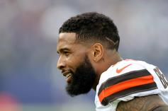 Odell Beckham Jr. Reacts To His Altercation With Marlon Humphrey: Watch