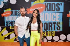 """Nikki Bella Gushes About Her """"Amazing"""" Sex Life With Boyfriend Artem Chigvintsev"""