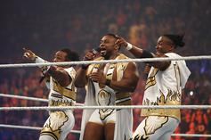 """WWE Announces Epic """"World Cup"""" Tag Team Match For Crown Jewel Event"""