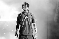 Travis Scott's Rolling Loud Knee Injury May Be Lead To Surgery