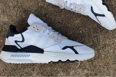 """Star Wars x Adidas Nite Jogger Surfaces In """"Stormtrooper"""" Colorway: First Look"""