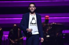 G-Eazy Went All Out On His Edward Scissorhands Halloween Costume