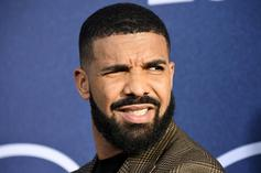 Drake Cops Breathtaking $500K Heart-Shaped Diamond Ring: Watch