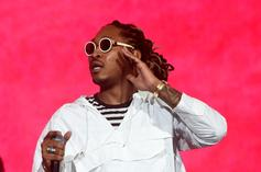 """Future's """"Monster"""" Surges Onto Billboard Charts For The First Time"""