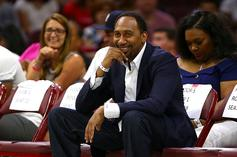 """Stephen A. Smith Roasts NBA Players In New Segment """"No You Didn't!"""""""