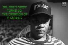 """Dr. Dre's """"2001"""" Turns 21: The Creation Of A Classic"""