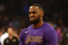 LeBron James Left Hanging By Dwight Howard, NBA Twitter Reacts