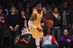 LeBron James Breaks Impressive NBA Record During Lakers Win