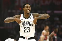 Lou Williams Reveals He Named His Son After His Sixth Man Awards