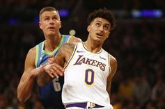 Lakers' Kyle Kuzma Generating Interest On The Trade Market: Report