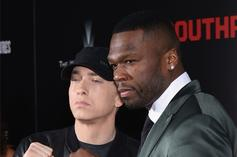 """50 Cent Told Eminem To Ignore Nick Cannon: """"You Can't Argue With A Fool"""""""