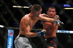 UFC's Anthony Pettis Recalls Wild Story From His Fight With Nate Diaz