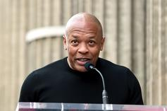 "Dr. Dre Honoured By Grammys, Highlights ""Crucial Role"" Of Producers In Speech"