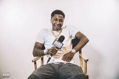 """Yaya Mayweather Declares She & NBA YoungBoy Are """"Locked In For Life"""""""