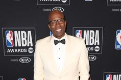 """Kenny Smith Calls Gayle King's Kobe Bryant Question """"Insensitive"""""""