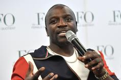 "Akon Secures The Land For ""Tax Free,"" ""Futuristic"" City In Africa"