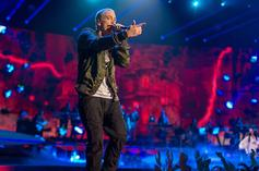 """Eminem's """"Music To Be Murdered By"""" Goes Gold"""