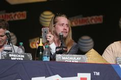 WWE's Goldberg Ruined Macaulay Culkin's Wrestlemania Plans